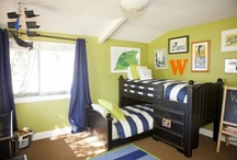 Kids Rooms / by Emily Martin