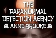 Anne Brooke - The Paranormal Detection Agency / Gay Romantic Comedy, Contemporary Paranormal.