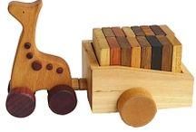 Wood Crafts / by Faye White