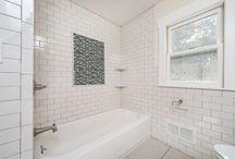 Transitional Bathroom Design