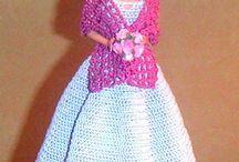 Barbie au crochet