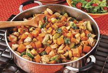 Foodie - Main Dish / Preparing a main dish