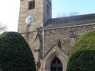 church entrance arches