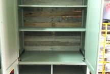 entertainment tv cabinet makeover