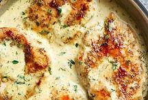 csirkemelles receptek