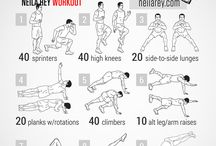 Health/Fitness/Workouts