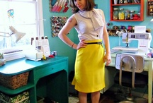 Sewing Inspiration: bottoms / by Amy Stevens