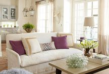 Living Room Ideas / A collection of stunning living room ideas for interior design.
