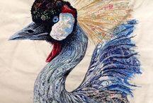 Textile Art / by Anne Davies