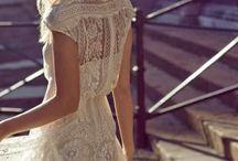 lace & white
