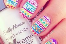 •AWESOME NAILS• / I love seeing all the different ideas for nails!