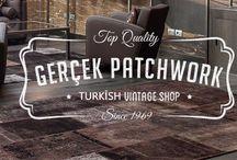 Patchwork Halı - Carpet / patchwork halı fiyatları halı 160x230 modelleri deri, patchwork halı antik  kilimler.  #patchworkhalı  #patchworkcarpet #patchwork
