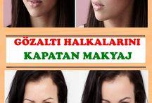 Makyaj Sırları / Makyaj ile ilgili Bilgiler