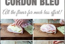 Cordon blu chicken