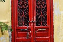 Παλιες πορτες