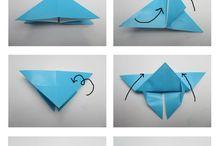 бабочки и прочие оригами