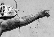 tattoos <3 / by Lisamarie Clark
