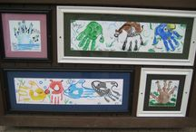 Kids Crafts / by Melissa Bowles