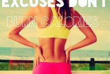 getting fit and slim!