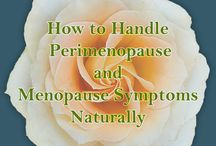 Perimenopause / Menopause / by Bexz Walker