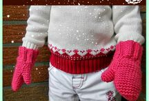 toddlers knits and crochet