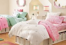 Ideas for Maddie and Keri's room