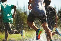 Running / Running lol