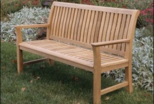 Outdoor Benches / Frontera Furniture carries benches for any outdoor space: with or without a back; teak and woven; 4 foot, 5 foot, or 6 foot; armed or armless. See for yourself at http://frontera.com/outdoor-furniture-2/outdoor-benches.html #bench #outdoorfurniture / by Frontera Furniture