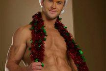 Men - Sexy Santa / Hot men in sexy santa outfits