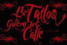 BAStattoo & GALLERYart Caffe