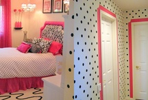HOME // A's American Girl Bedroom / by Ginger Duggan