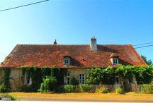 mooie Franse boerderijtjes