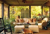 New House Screen Porch Ideas