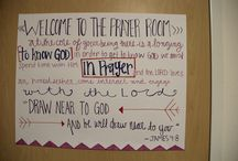 Prayer Room / by Shantel Burkholder