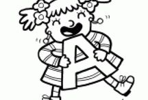 ABC KIDS VIII / Abecedario Infantil de Niñas
