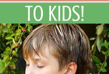 Child Mindfulness + Wellness