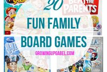Games We Love / Great Family Board Games