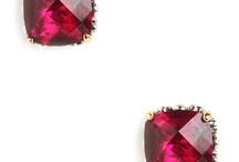 earrings / by Meghan Ewald