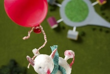 Up Up and Away Nursery / by chalk + dot
