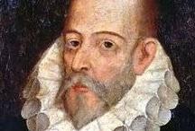 Miguel de Cervantes Savedra / Imagenes relacionadas con Cervantes