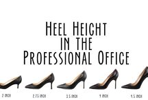 The Professional Woman - Shoes