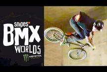 BMX (Flatland, Street, Dirt, Vert, Ramps, Jumps, Stunts) Videos / BMX und Skateboard Videos - BMX Freestyle (Flatland, Street, Dirt, Ramps, Jumps, Stunts, Ramps) und sonstige coole Action auf 2 (oder4) Rädern.Unter anderem von den BMX Weltmeisterschaften in Köln - BMX Worlds 2013