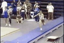 Gymnastics shit