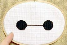 Cross-stitch and Needlework