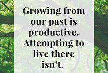 WORDS OF WISDOM / Our Instagram pics