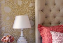 Wallpaper / by Stephanie Fisher Designs