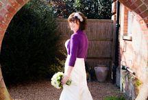 Brides in Cardigans