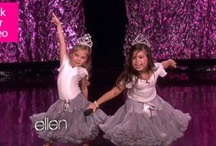 Sophia Grace and Rosie / No one rocks a tiara like these two! / by Sandy Fredrickson