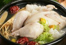 Favorite Korean Summer Food