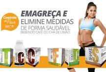Elimine gorduras internas e externas sem deixar de comer.